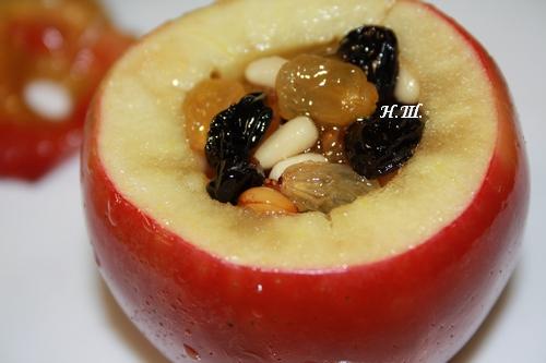 десерт из запеченной тыквы с кедровыми орехами Крыму зимой оставляет