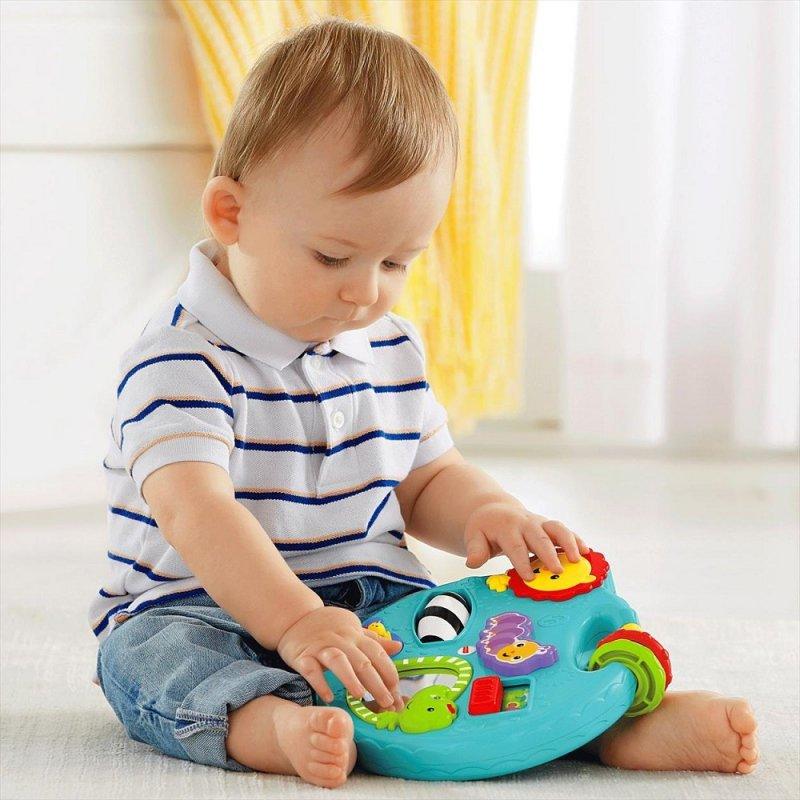 Развивающие игрушки до года фото