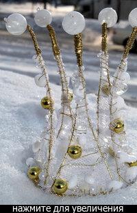 Корона для фотосессий, дня рождения, выпускного При создании короны я использую кружево , фатин, жемчужные бусы...