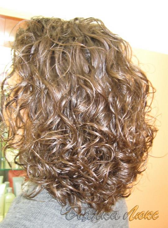 Как сделать карвинг волос в домашних условиях фото