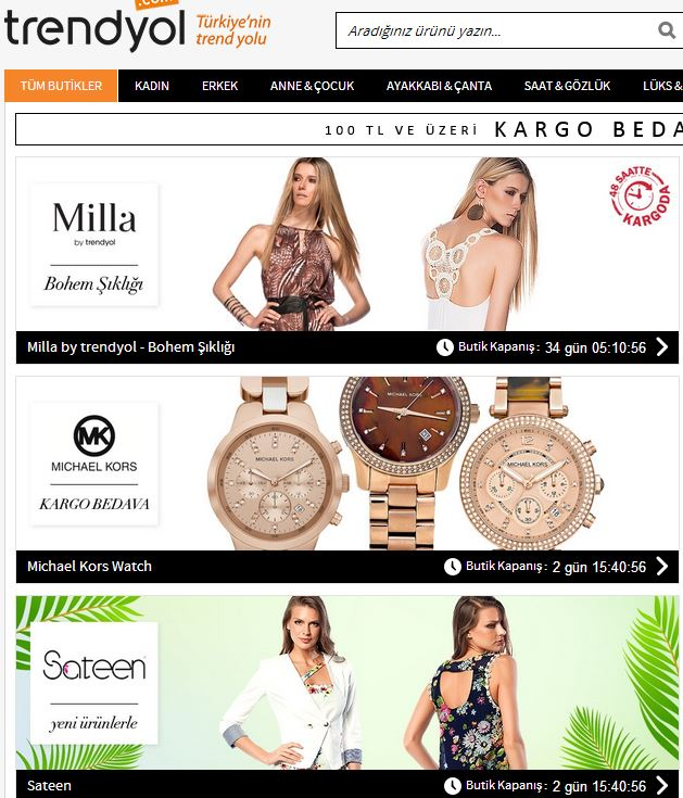 case study trendyol turkey Turkey (case study of mugla in this case study of mu ğla province which supports studies on the conspicuous consumption some judgments about the behavior.
