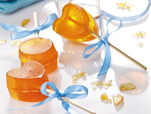 Как сделать конфеты леденцы из сахара