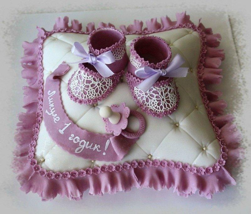 Детский торт на 1 годик фото.  Украшение дома на день рождения любимому.