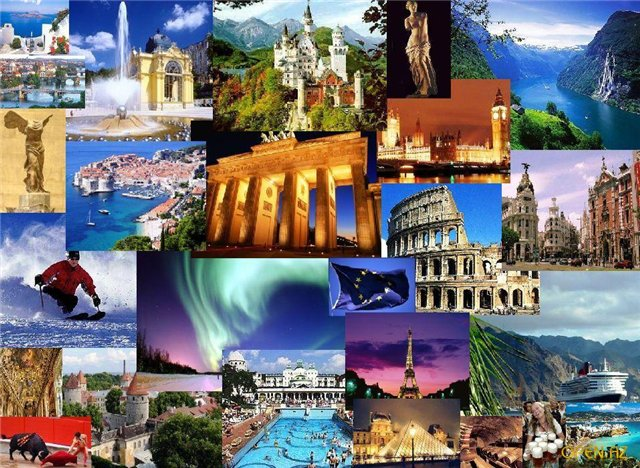 Актуальность экскурсионного туризма