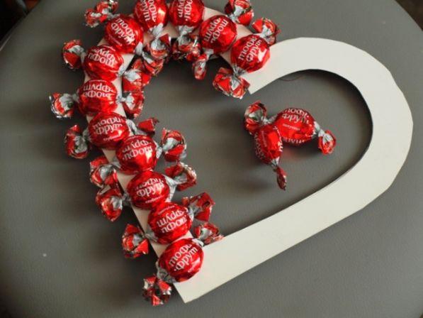 Подарки своим руками на день святого валентина