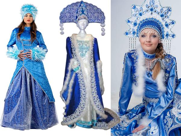 Какой костюм выбрать на новый год