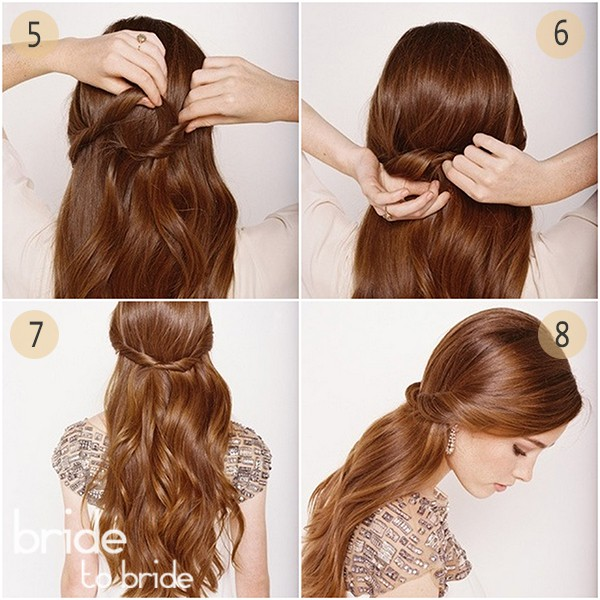 Красивые причёски на 1 сентября с инструкцией