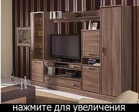 мебель тут черная стенка в гостиную воронеж