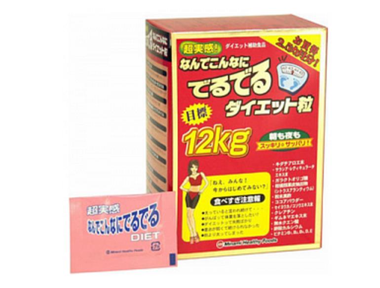 Японские бады для быстрого похудения