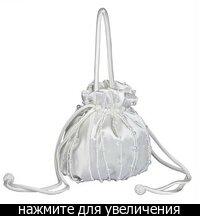 как сделать свадебную сумочку своими руками.