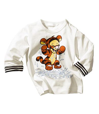 Детская одежда H&M Кофта Tiger.