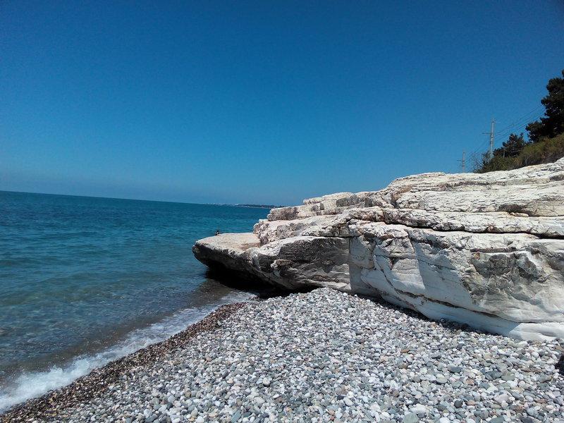 расскажем абхазия белые скалы цандрипш фото этих зимних заготовок