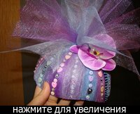 Шапочка для костюма конфетка своими руками