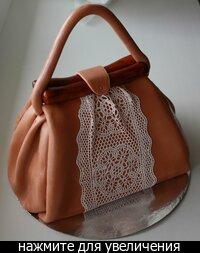 Фото: Тортики на заказ: торт-кукла, свадебные, торт-сумка, торт-замок.