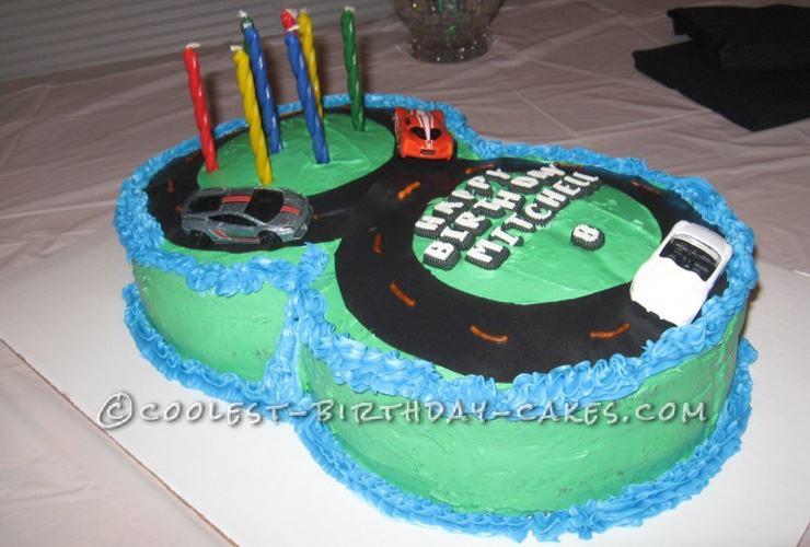 Торт мальчику на 8 лет рецепт 102