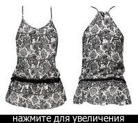 Блузки короткие, вязаные свитера женские и модели и схемы вязанных.