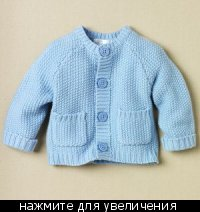 теплый свитер крючком