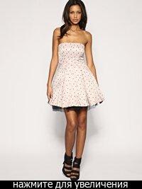 платья в стиле стиляг.