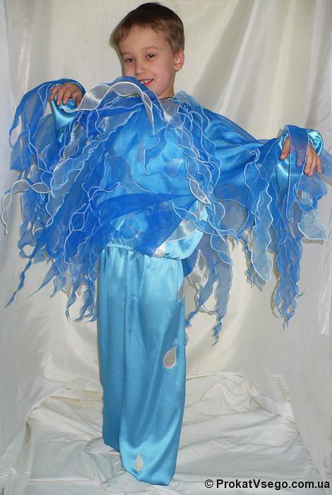Детский костюм ветерка своими руками