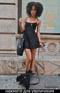 Уличный стиль от Elle июнь-июль 2010.