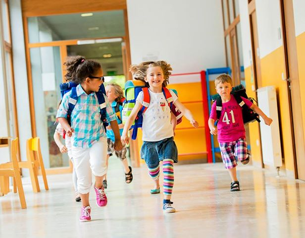 картинка как бегают в классе пути