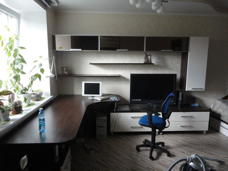 Корпусная мебель, изготовление мебели на заказ, из лдсп :: с.