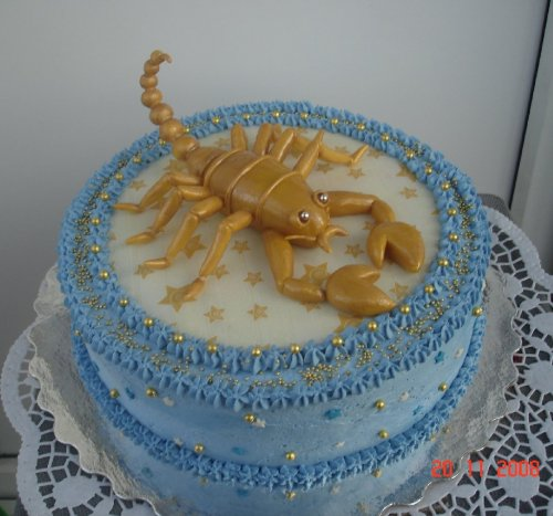 Картинки с днем рождения скорпиона