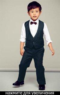 детский костюм строгий фото