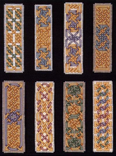 Рхемы вышивок крестом.