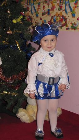 Новогодние костюмы для мальчика своими руками фото